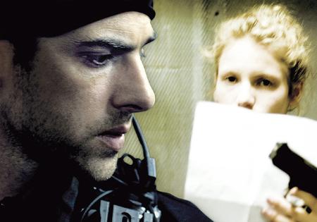 鐵男特警  <Policeman>